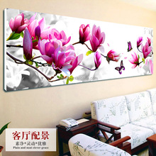Embroidery Diamond Flower Picture 3D Diy Painting Home Decoration Canvas