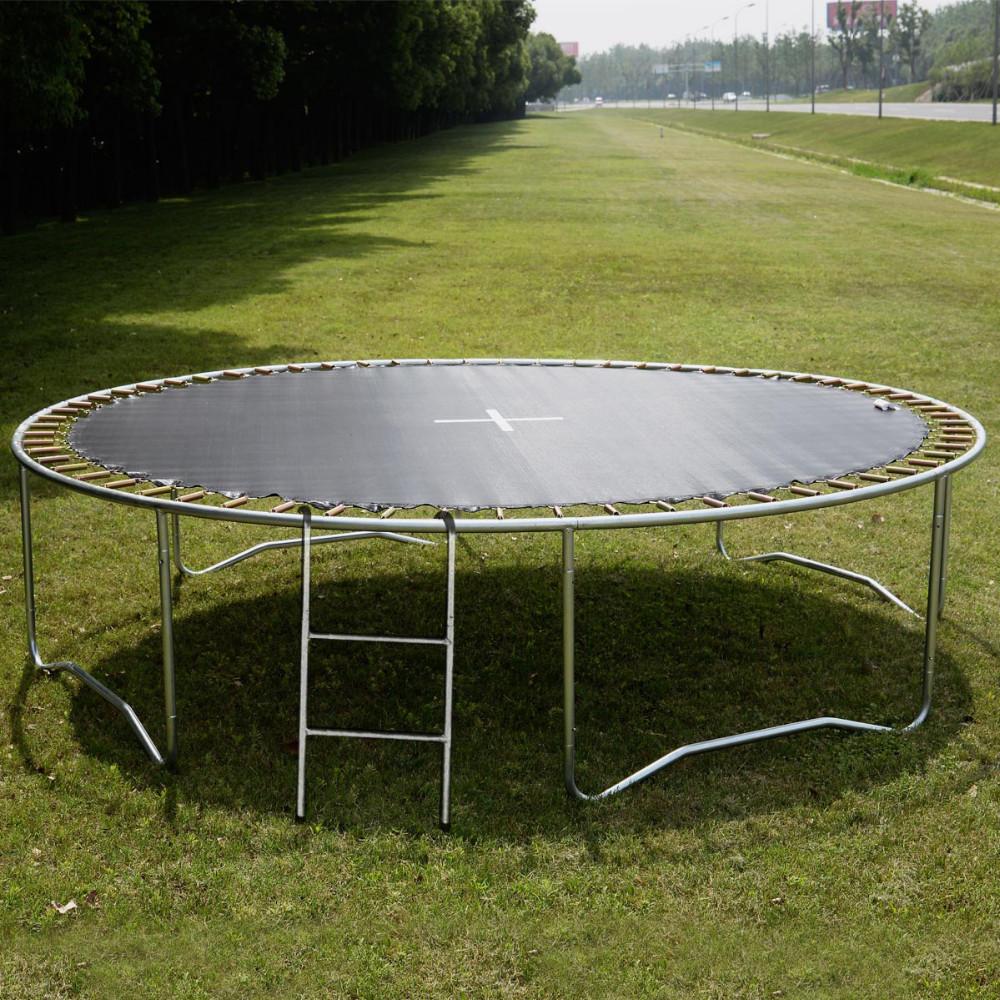 Createfun 16ft (4.88m) Large Trampoline With Inside Net