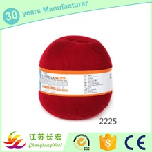 18Nm-80Nm blend wool yarn for knitting woven fabric