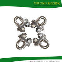 Wholesale Fasteners Wire Rope Clips