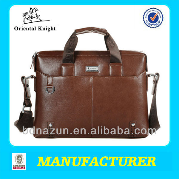 vogue casual fashion artificial leather handbags men in China