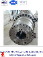 Precision Turned Hollow Axles forged shaft