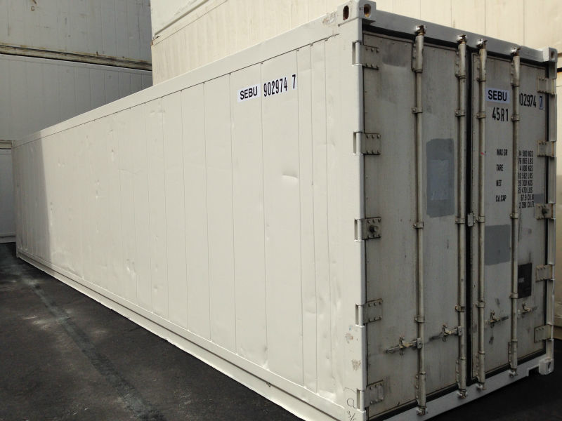 40ft High Cube refrigerated Sea Container