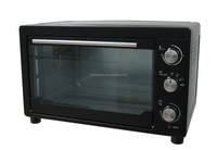 45L biggest capacity cheap price baking electric convection oven toaster oven with CE CB ROHS LFGB REACH
