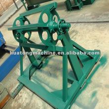 Simple Color Steel Coil Decoiler Machine