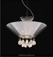 Modern design pendant lam ceiling light hanging lamp hotel room lighting