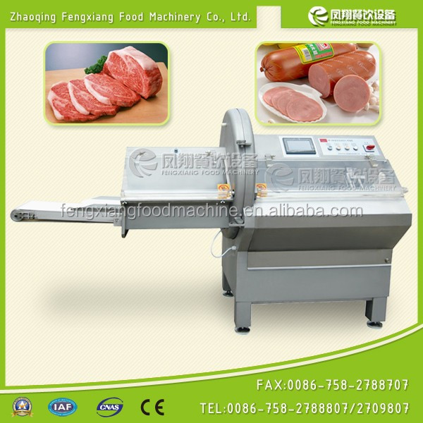 Good Cutting Effect Big Row Slicer Meat Cutter Beef Slicing Machine