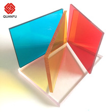 100% Bayer Material Solid Plastic PC Solid Polycarbonate Sheet Price
