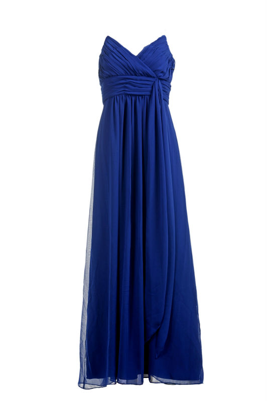 Maxi dress up to Plus size Blue Coast Goddess Maxi Dress