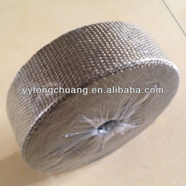 Thermal Insulation Wrap Exhaust Pipe Heat Shield