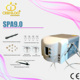 factory direct wholesale!! chinloo SPA9.0 advanced science digital microdermabrasion machine CE approval