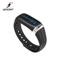 Bluetooth Rechargeable wristband pedometer Sleep Monitor