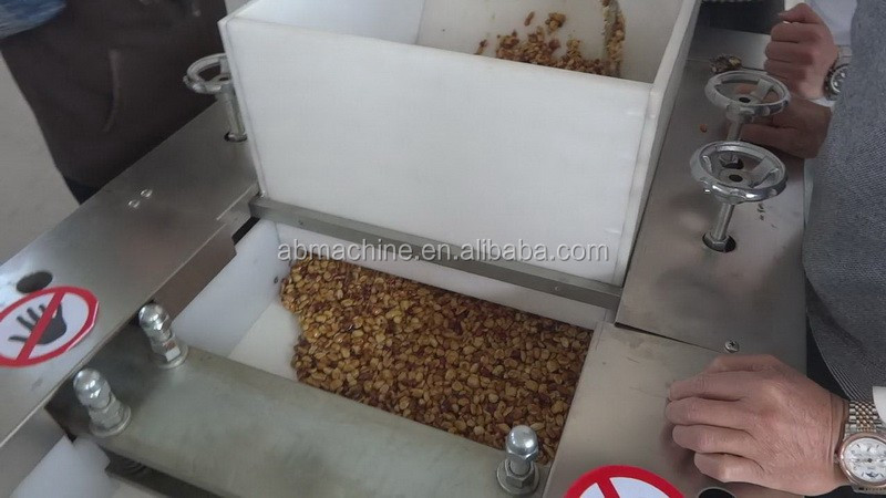 nut granola bar snack machine A36