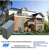Prefabricated building material sandwich panel concrete modular homes