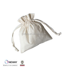 2015 small cotton drawstring bags,cotton linen drawstring bag,large drawstring gift bags