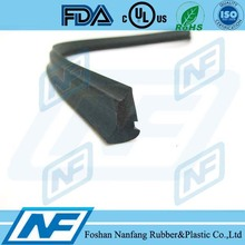 Using new raw material rubber epdm for door window sealing profile