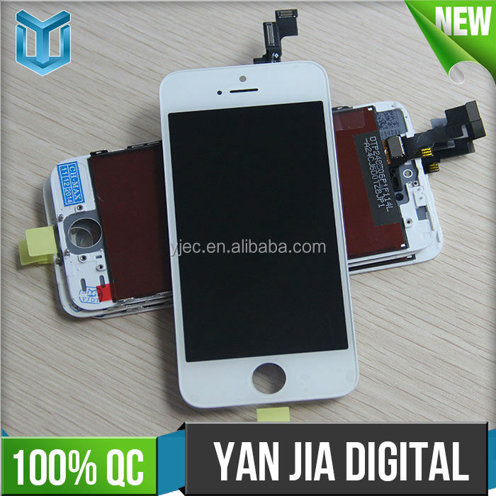 For iphone 5g 5s 5c lcd screen replacement for iphone 5g 5s 5c oem lcd display touch for iphone 5g 5s 5c original lcd digitizer
