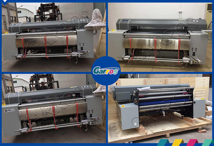 1.8m Belt Type Digital Textile Printer