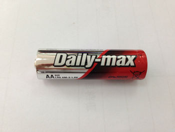 LR6 Super Alkaline Dry Battery