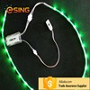 clip safety flexible usb rechargeable led string light