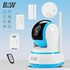 New Arrival H.264 Security Surveillance Wireles IP P2P Camera Support 64G Memory Card Storage