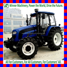 2015 Cheap price ! 75HP 80HP 85HP 90HP 95HP 100HP 4WD Agricultural Farm Wheel Tractor for sale