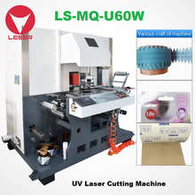 Laisai High quality CO2 Sticker laser cutting machine