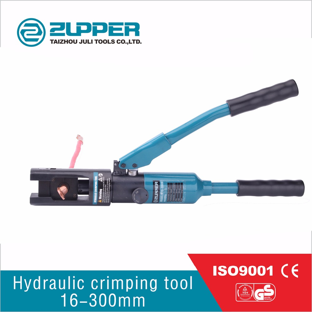 KYQ-300B Hydraulic Wire Rope cable lug Crimping Tool