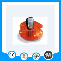 Inflatable PVC sofa mobile phone holders