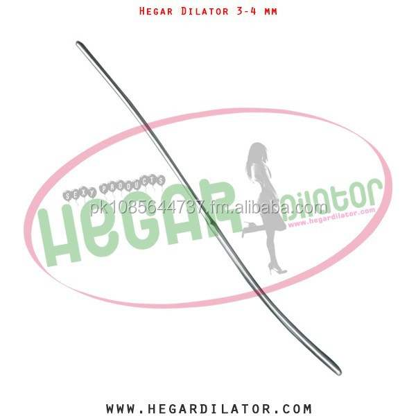 Hegar dilator 3-4 mm