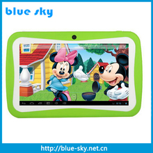 Best Quality kids Tablet/A33 Dual core Educational Tablet For Kids