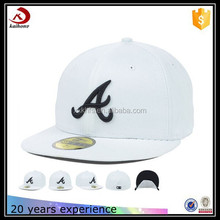 high quality blank yupoong cycling design embroidery snapback hats for children