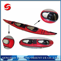 canoe kayak wholesale competitive fiberglass kayak military fiberglass canoe/kayak