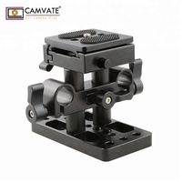 CAMVATE Arca Swiss Type Universal Qr Quick Release Tripod Plate Adapter