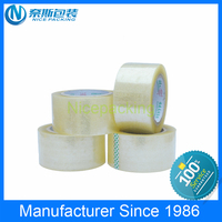 Strong Adhesion Performance carton package sealing tape