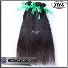 Express brazil straight supplier is the factory of YNX,6a full cuticle unprocessed thick hair extensions male wigs natural hair
