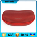 red nylon cover eva eyewear packaging case