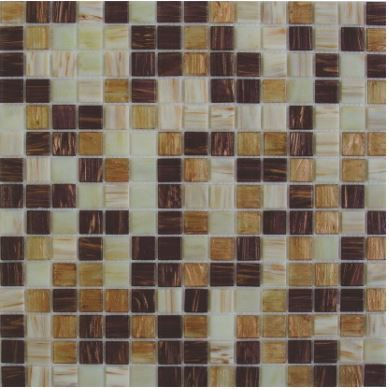 Glass mosaic tile, mosaic tile molds