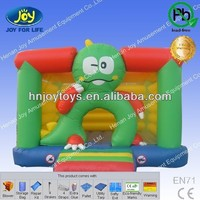 PVC Material Cheap Type Bouncy Castle for sale