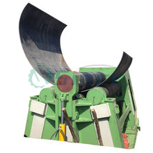 Hot Sale <strong>W11</strong> Series 3 roller <strong>bending</strong> <strong>plate</strong> rolling <strong>machine</strong> made in China