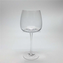 lead free crystal wine glass,drink glassware,stemware