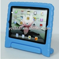 2013 cute portable EVA tablet pc case for new ipad for kids