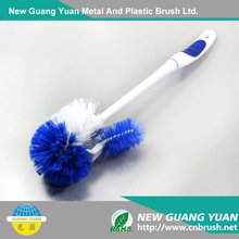 New Style Oem Color Handle Curved Toilet Brush
