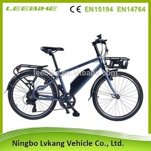 City electric bicycle green city electric bike 24 inch electric bike