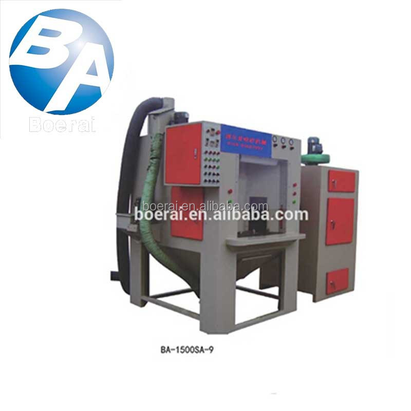 Rotary Cyclone Sandblasting machine with Dust Collector BA-1500SA-9 with professional design