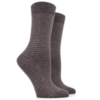 2014 Winter Fashion Stripes Super Soft Warm Angora Wool Woman Sock