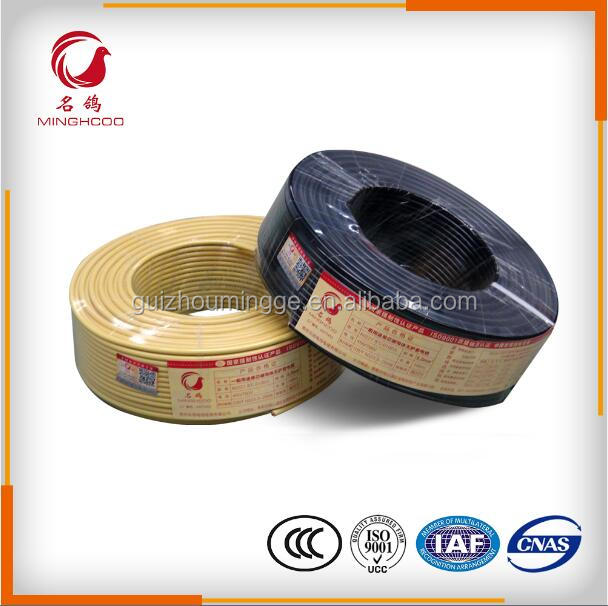 BVR6mm PVC insulated Single core copper flexible electric wire cable supplier manufacturer
