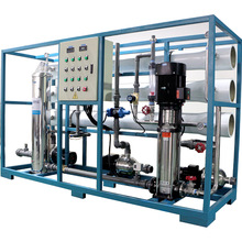 6000LPH borehole salty water treatment system bottled mineral water desalination equipment price