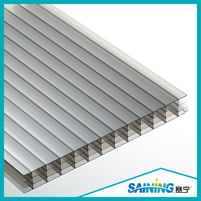 2016 New Building Material Polycarbonate Roofing Systems