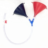beer bongs for vacation , celebration , beer funnel for holiday game